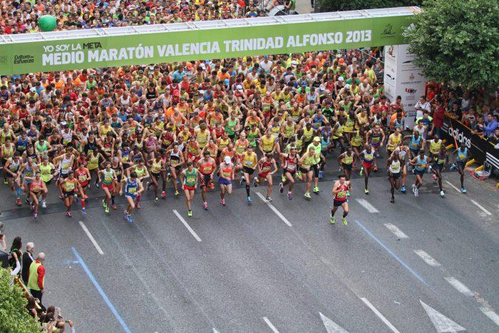 Medio Maratón 2013