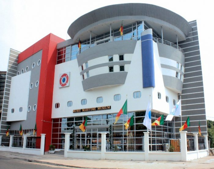 Museo marítimo Douala