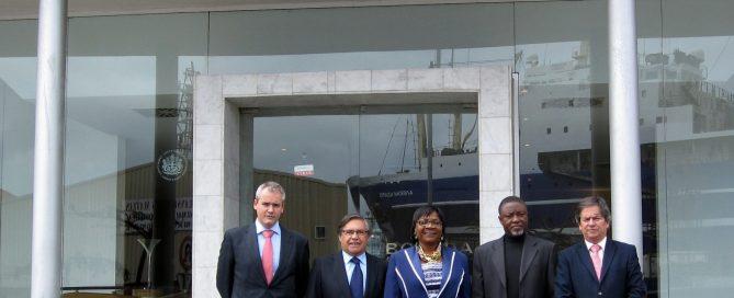 Ministra Benin