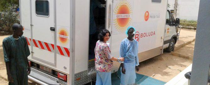 Gesta África en Senegal