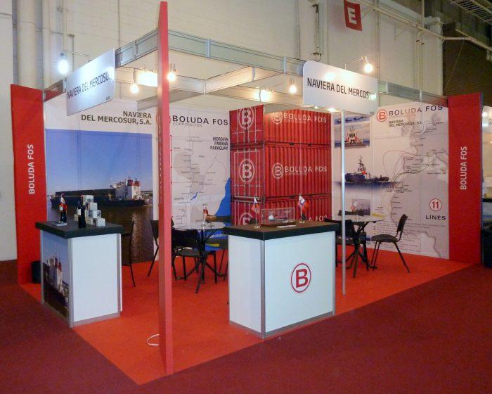 Stand Intermodal 2015