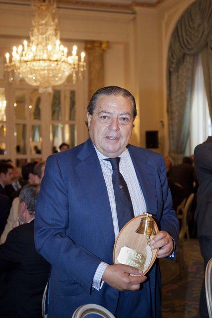 Premio Carus para Vicente Boluda