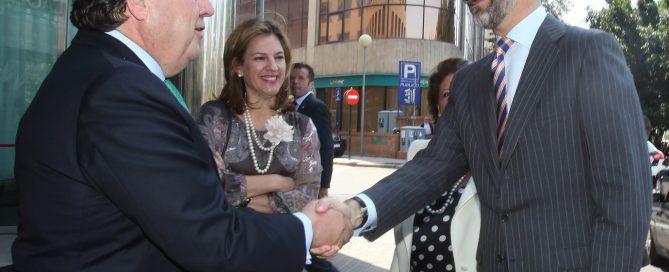 Príncipe Felipe - Vicente Boluda