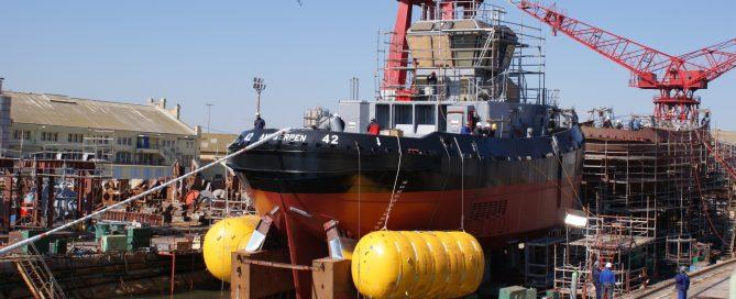 Tugboat Unión Naval Valenciana