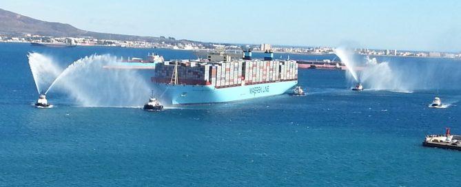 Boluda asiste Maersk