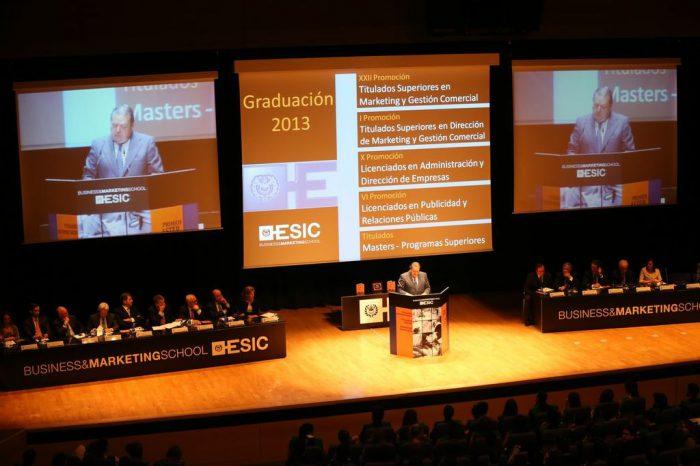 Boluda graduación ESIC