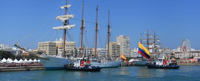 Gran regata Cádiz