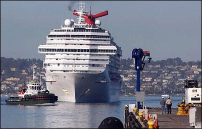 Rescate crucero