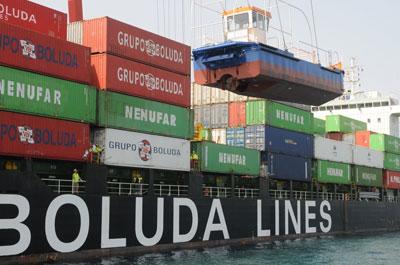 Project Cargo Las Palmas