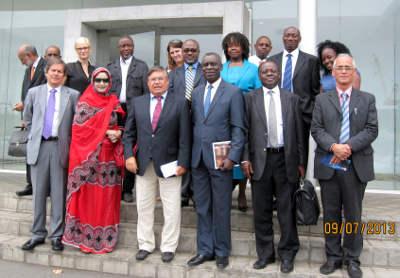 Comité Regional África