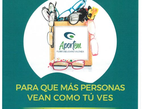 Boluda Corporación Marítima participates in eyeglass collection campaign to support Visió sense Fronteres