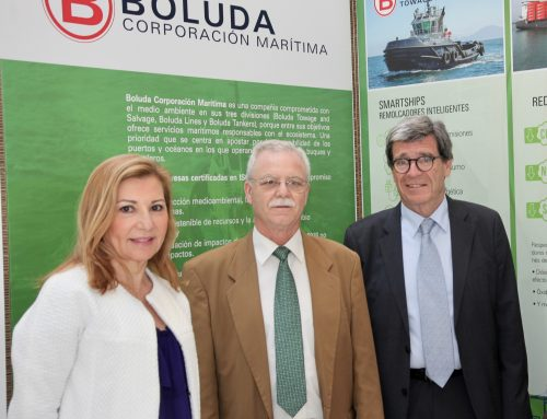 Boluda Corporación Marítima: committed to the environment