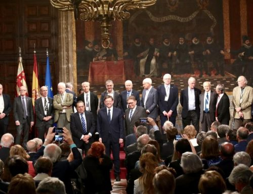 Boluda calls again for national pact on Science, Research and Entrepreneurship at Rei Jaume I Awards