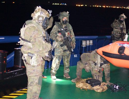 Boluda Towage collaborates with army in anti-terrorist drill