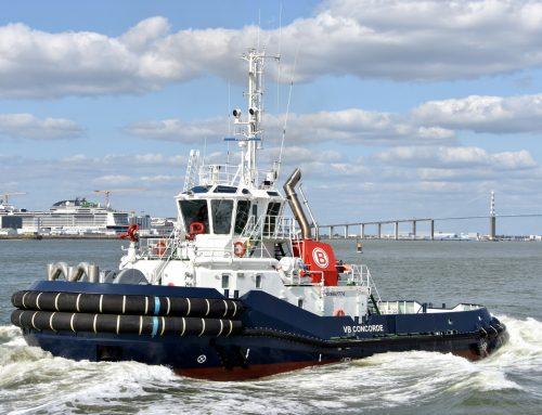 Boluda Towage France ajoute deux nouveaux remorqueurs à sa flotte dans le port de Nantes-St Nazaire