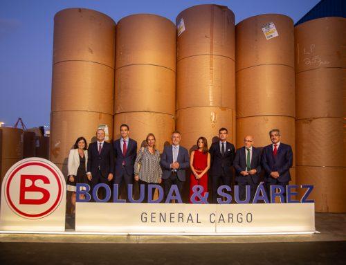 Boluda Lines y La Luz Market crean una sociedad, Boluda & Suárez General Cargo, para ofrecer los mejores servicios logísticos con la tecnología más avanzada