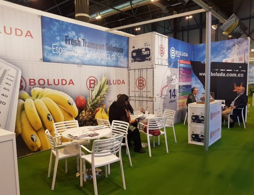 Boluda Lines, un especialista en el transporte hortofrutícola en la Feria Fruit Attraction