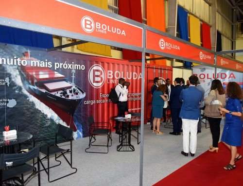 Boluda Lines exhibits with its own stand for second year at Feira Internacional de Cabo Verde after consolidating its presence on the islands