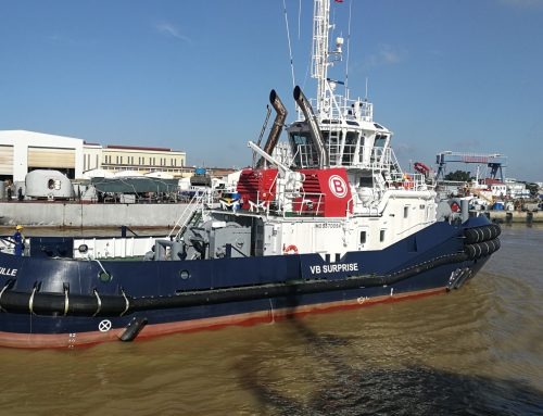 Boluda Towage France adds two new state-of-the-art tugs to fleet at Marseille-Fos port