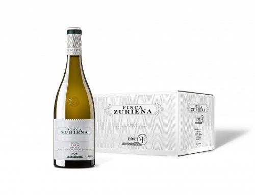 """Finca Zuriena, de Bodegas FOS, la """"revelación del vino blanco de Rioja"""""""