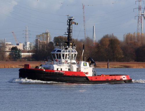 Boluda Towage Europe introduces first tug upgraded to IMO Tier III standards