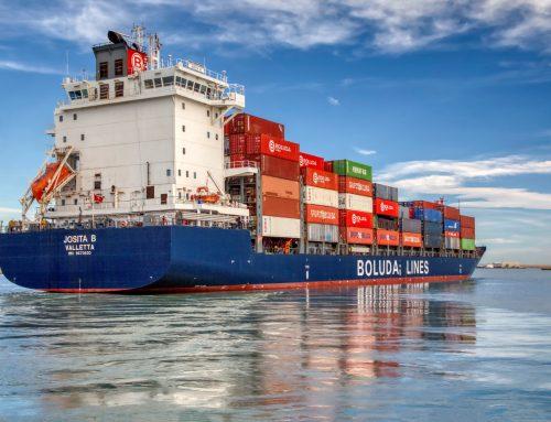 Boluda Lines garantiza el abastecimiento manteniendo todos sus servicios con las islas Canarias