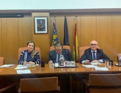 Vicente Boluda Fos, réélu président de l'Association Maritime de Valence pour un quatrième mandat