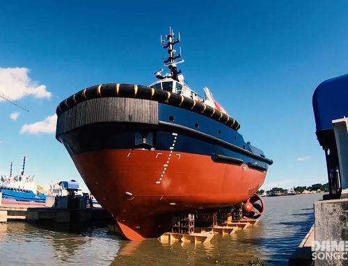 Boluda Towage Europe adquiere dos nuevos remolcadores de Damen Shipyards Group