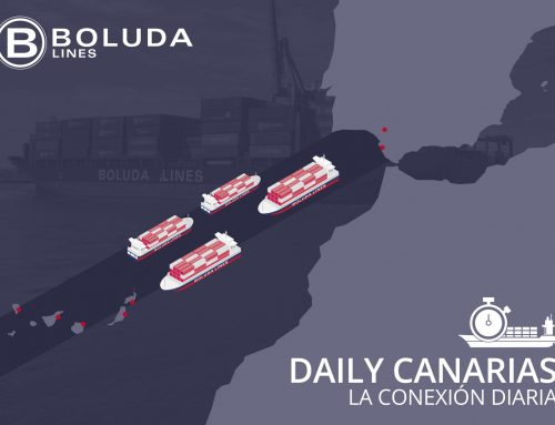 New daily shipping service to Canary Islands