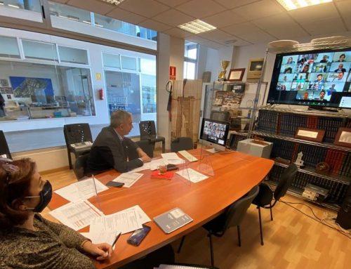 Aportem destinará 43.000 euros en 2021 para los escolares más desfavorecidos del Distrito Marítimo de Valencia