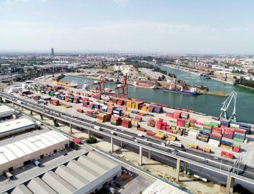 L'autorité portuaire de Séville et le terminal à conteneurs signent un accord pour garantir l'excellence environnementale dans toutes les opérations