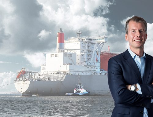 Mark van Dongen takes on the position as 'Chief Commercial Officer' (CCO) for the  Boluda Towage Division