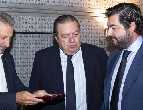 Vicente Boluda Ceballos, elegido presidente de la Asociación Nacional de Remolcadores de España (ANARE)
