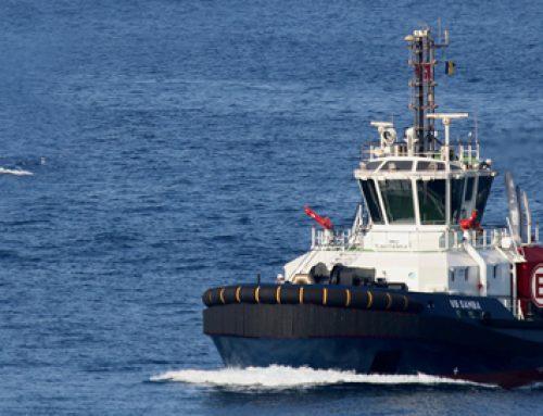 Los nuevos remolcadores de Boluda Towage VB FLANDES y VB SAMBA
