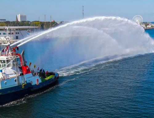 Boluda Towage amplía su presencia en el Báltico con el servicio de remolque en el puerto alemán de Rostock